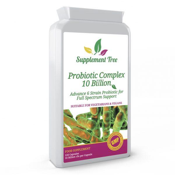 Acidohilus Probotics 10 Billion CFU